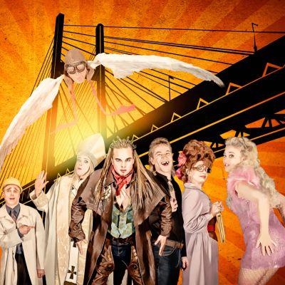 Kui-joen silta, Åbo stadsteater, premiär 16.11.2012