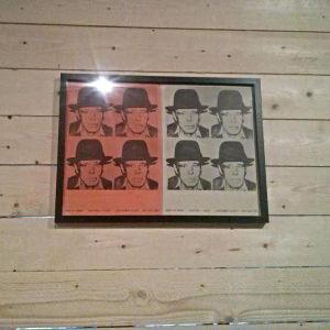 Joseph Beuys av Andy Warhol