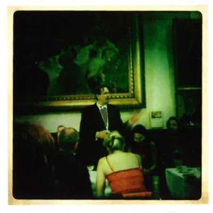 Journalisti Jukka Petäjän tohtorinväitöskirjan karonkka taiteilijakoti Lallukassa, Helsingissä 26.5.2010. Kuva: Leena Taavitsainen-Petäjä