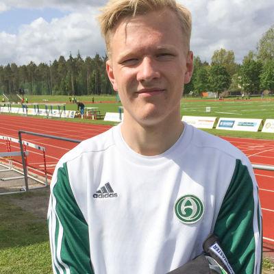 Lauri Tuomilehto, juni 2015