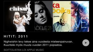 Apple Music Sinulle