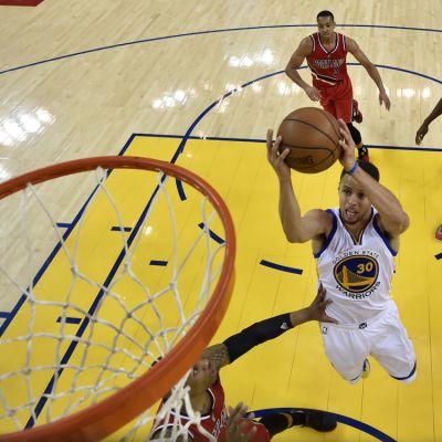 Golden State Warriorsin Stephen Curry.