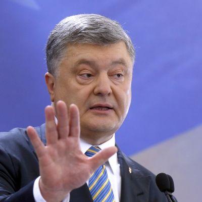 Ukrainan presidentti