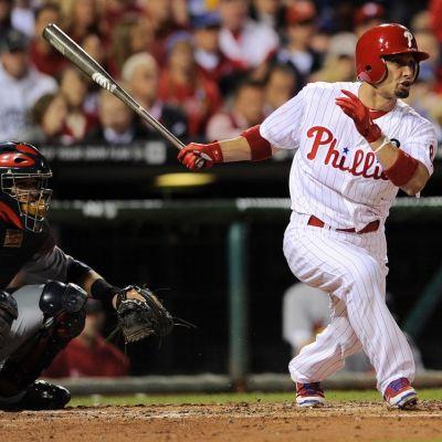Philadelphia Phillies isännöi St. Louis Cardinalsia Philadelphiassa Citizens Bank Park -areenalla 2011.
