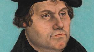 Martti Luther Cranachin maalauksessa