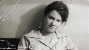 Ulrike Meinhof vuonna 1964
