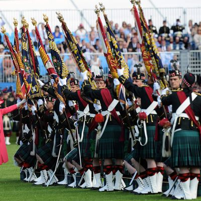 Kuningatar Elisabeth Skotlannissa