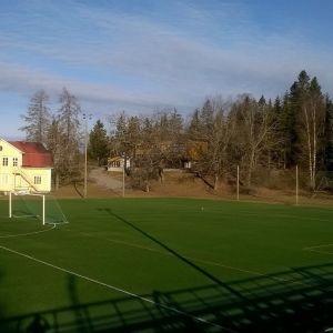 FM-terrängen är redo i Vörå.