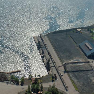 Hamnen i Koverhar