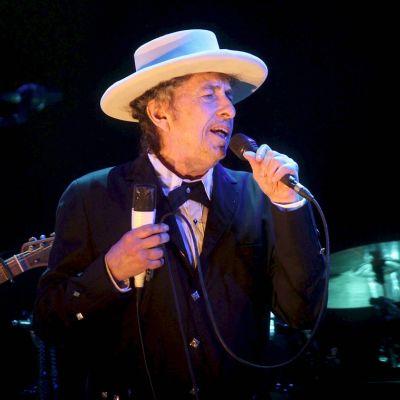 Laulaja ja lauluntekijä Bob Dylan