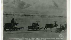 Alaskansaamelaiset mullistivat myös Alaskan tiedonvälityksen