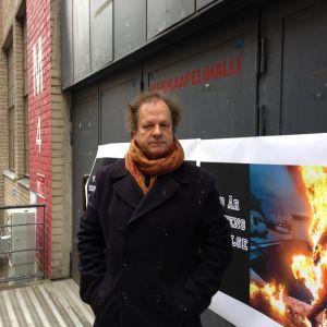 Stefan Bremer #kulttuurinvälikysymys videoiden kuvauksissa