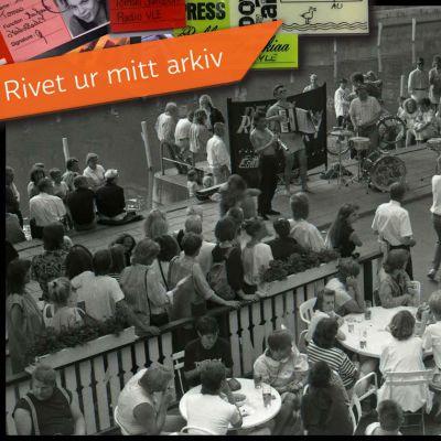 Festivalbild från 1988.