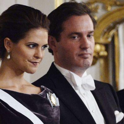 Prinsessa Madeleine ja Christopher O'Neill