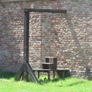 Galgen i lilla fästningen