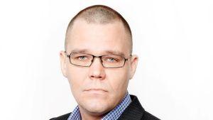Marko Sivula är fastighetschef vid Luona