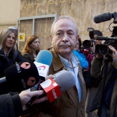 Tuomari Jose Castro.