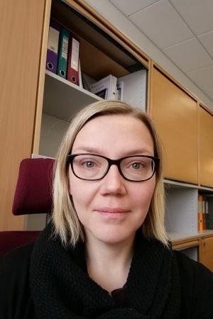 Hanna Lindberg, Överinspektör vid Tukes.
