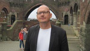 Presstalesman Mattias Hennius