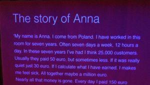 Annas historia