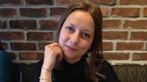 Jennifer Sandström valde att sluta med p-piller och börja med Natural Cycles.