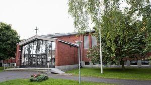 Dickursby kyrka