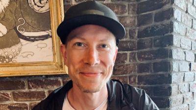 Psykoterapeut och streamare Ville Merinen.