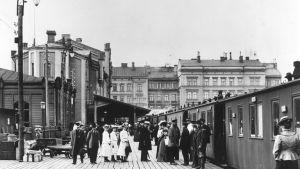 Helsingin vanha rautatieasema