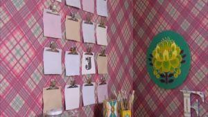 Johannas handgjorda papper av returpapper