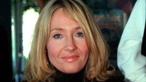 Författaren J.K. Rowling