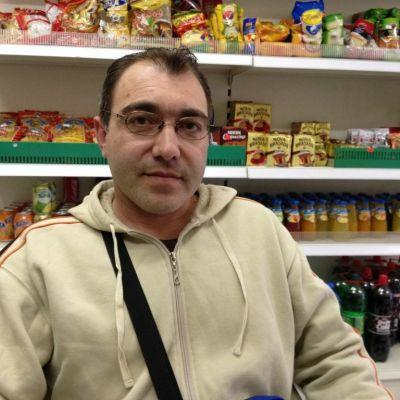 Bulgaren Stanimir Popov.