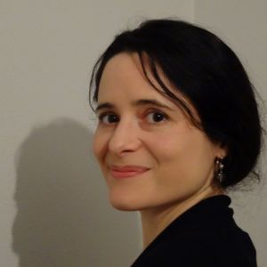 Forskaren Claire Garandeau.