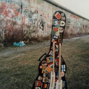 Berliinin muuri lokakuu 1990