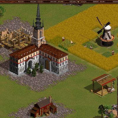 En skärmdump av ett datorspel.