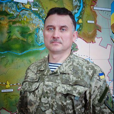 Eversti Dmitri Malitski palveli vielä vuosi sitten Krimillä, josta hän lähti, kun Venäjä valloitti niemimaan.