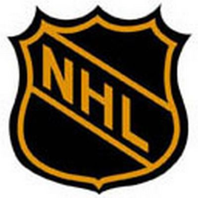 NHL:n logo kuvassa