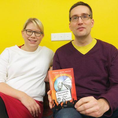 Anna Toni ja Petri Peltonen