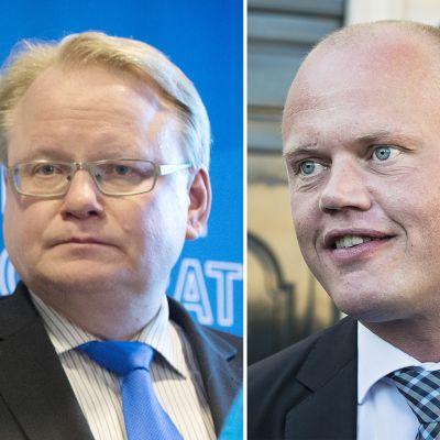 Peter Hultqvist sekä Peter Christensen