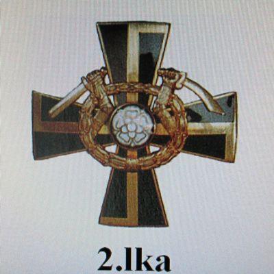 Vapaudenristin 2. luokan Mannerheim-risti