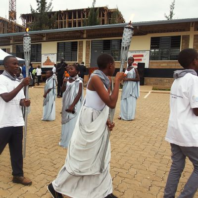Neljäs huhtikuuta Ruandassa alkoi Kwibuka, kansanmurhan muistojuhla.