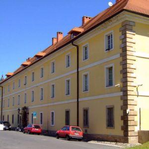 Magdeburgkasernen. Den judiska förvaltningens säte