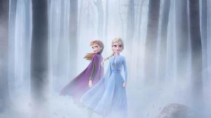 Planschen till Frozen 2