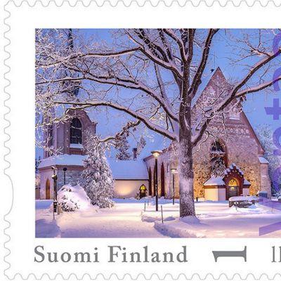 Vantaan postimerkki