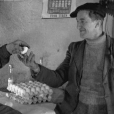 Kadunlaskija Kalle Johansson tekee munansyönnin maailmanennätyksen