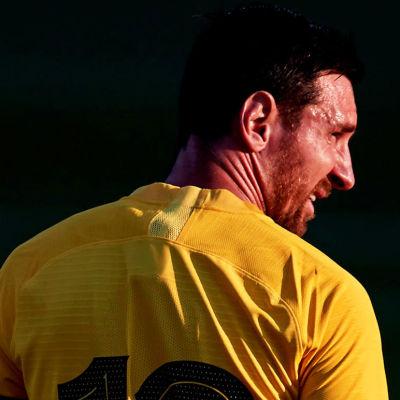 Lionel Messi i Barcelona.