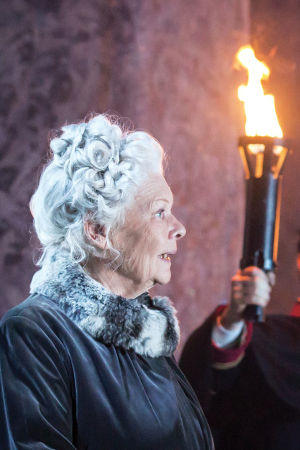 Shakespearen Talvinen tarina nähtiin Kinopalatsissa valkokankaalta tammikuussa 2016.