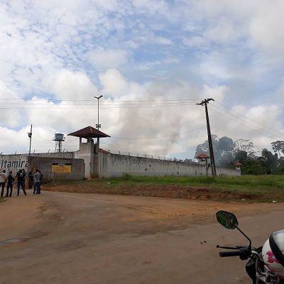 vankilatappelu Pojois-Brasilian Altamiran vankilassa