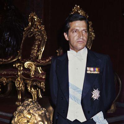 Espanjan entinen pääministeri Adolfo Suarez.