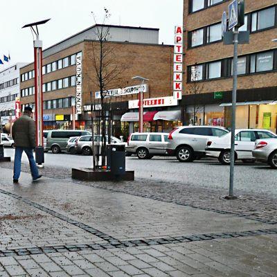Rovakatu Rovaniemellä