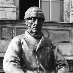 Emil Wikströmin Snellman  vartioi  Suomen Pankkia.